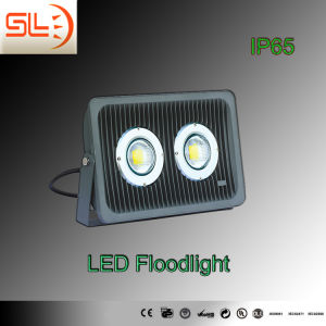 Two Light Source LED Floodlight Using Outdoor pictures & photos