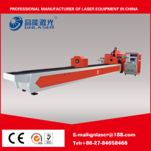 3D Loading Pipe Clean Cutter with Fiber 1000W Laser