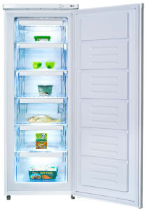 185 Litre Defrost Upright Freezer