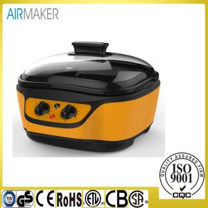 Non-Stick Multi Cooker Bake, Fry, Slow Cook, Steam pictures & photos