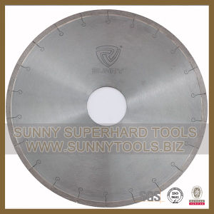 No Chipping Diamond Saw Blade for Ceramic Tile Porcelain Cutting pictures & photos