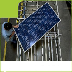 300W Poly Solar Panel, Professional Manufacturer From China, TUV Certificate! pictures & photos