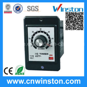 Adjustable Digital Electronic Multi Range Time Delay Relay with CE pictures & photos