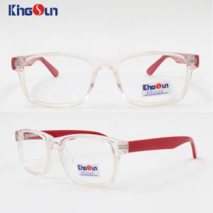 Kid′s Injection Double Color Optical pictures & photos