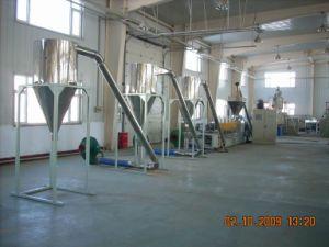 WPC (PE+wood powder) Hot-Cutting Pelletizing Line