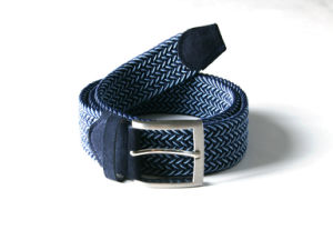 Latest Design Fashion Elastic Braided Belts