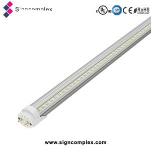 High Efficiency >100lm/W 2835 LED T8 Light 9W UL Dlc Tube with 5 Warranty Years pictures & photos