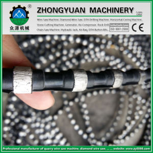 Diamond Wire Saw for Granite Marble Stone Cutting Machine