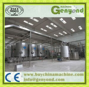 Uht and Pasteurized Milk Production Line pictures & photos