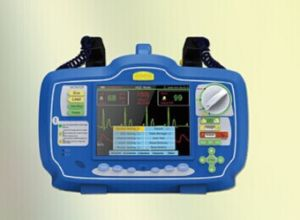 Medical Equipment Portable Defibrillator Monitor pictures & photos