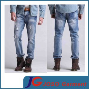 Jeans Sale Loose Fit Jeans Bootcut Jeans for Man (JC3357) pictures & photos