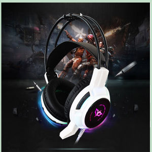 Hot Selling Gaming Products LED Gaming Headphone (K-919) pictures & photos