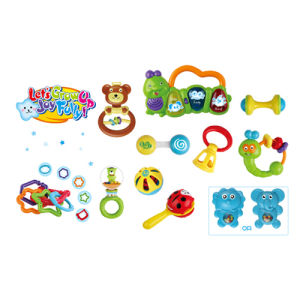 Baby Shaking Bell Toy 11 PCS Baby Rattle (H0001249) pictures & photos