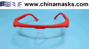 Clear Protective Eye Protector Welding Goggle with CE pictures & photos