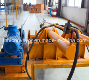 Zyj Series Hydraulic Tensioner for Conveyor System pictures & photos
