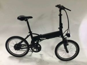 Diamondback Electric Folding Bike (hidden battery) with Rear Motor