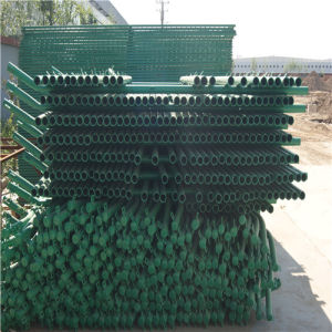 PVC Coated Welded Wire Mesh Panel (AH-1462)