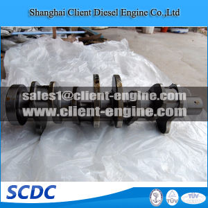 Crankshaft for Isuzu 4hf1, 4bd1, 6bd1, 6HK1, 4ja1, 4jb1 Diesel Engine pictures & photos