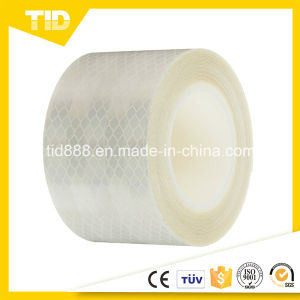 White Reflective Adhesive Tape for Traffic Safety pictures & photos