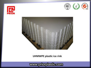 UHMWPE Plastic Synthetic Ice Skating Rink/UHMWPE Synthetic Ice Rink pictures & photos