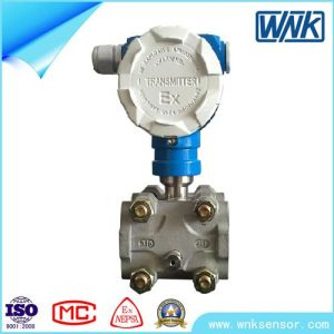 Intelligent 0.075% Accuracy Differential Pressure Transmitter with Hart & Profibus Output pictures & photos