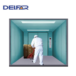 Delfar Large Loading Freight Lift with Economic Price pictures & photos