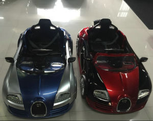 2016 New Kid Electric Ride on Car 12volt 2.4G Remote Control pictures & photos