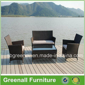 Kd Style Cheap Synthetic Rattan Furniture pictures & photos