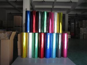 PU DIY Heat Transfer Film with Many Color pictures & photos