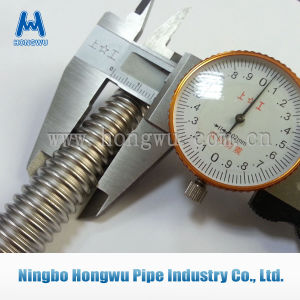 304 Material Stainless Steel Corrugated Pipe pictures & photos