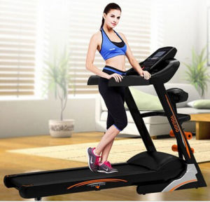 Gym Use Equipment AC Commercial Treadmill Play Movie pictures & photos