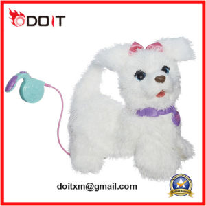 Pet Items OEM White Walking Pet Toy Pet Dog pictures & photos