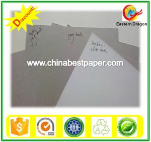 Qingdao Recycled Pulp Coated Board pictures & photos