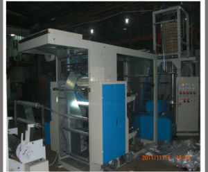PE Film Extrusion Machine with Flexo Printing Machine Inline (DC-SJ600) pictures & photos