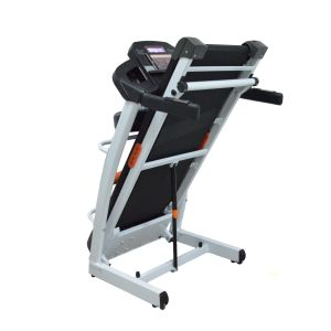 Home Use Domestic Treadmill Cheap Fitness Equipment Electric Motorized Indoor Treadmill (QH-9806) pictures & photos