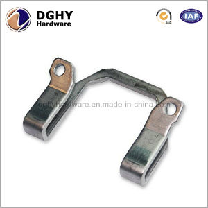 Long Working Life Sheet Metal Stamping Battery Contact Spring pictures & photos