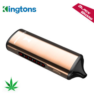 Kingtons Vaporizer Singapore Ecig Price Blk Window Dry Herb Vaporizer with Fast Shipping pictures & photos