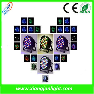Indoor 54X3w RGBW LED PAR Can Light LED Light pictures & photos