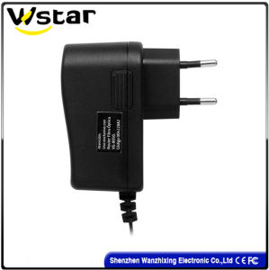 12V 1A AC Adapter/Wall Charger Pass FCC Ce RoHS Certificate pictures & photos