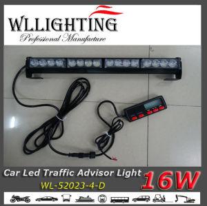 LED Mini Bar Light in Red White LED Traffic Advisor pictures & photos