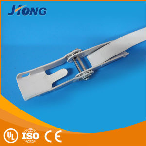 Stainless Steel Universal Band Clamp with Ratchet pictures & photos