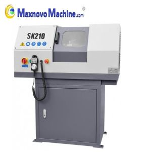 1100W Precision Machine Mach3 Mini CNC Lathe (mm-SK210) pictures & photos