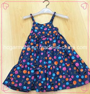 Children Clothing Girl Dress Baby Dress Skirt, Kids Wear pictures & photos