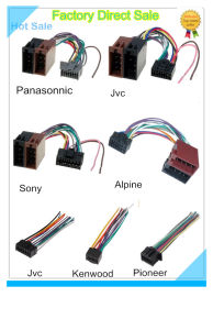 Factory Customized Nissan ISO Wire Harness for Audio pictures & photos