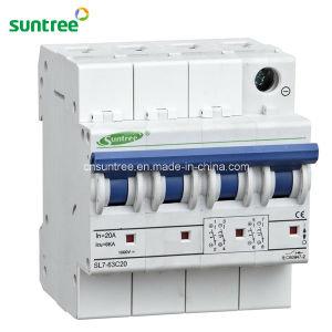 4 Pole DC1000V Solar DC Miniature Circuit Breaker pictures & photos