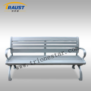 2016 Nhs New Product Aluminum Patio Bench pictures & photos