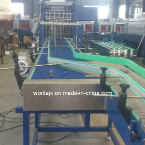 Wd-350A Linear Type Thermal Shrink Film Wrapping Machine pictures & photos