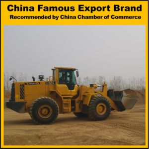 Lovol Wheel Loader FL966F-II (6ton) with CE & ISO9001 pictures & photos
