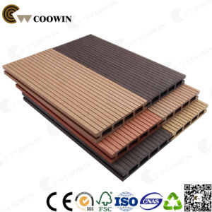 Hollow Artificial Waterproof Engineered Decking pictures & photos