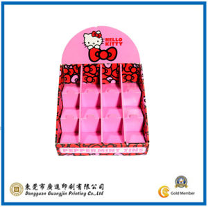 Customized Cartoon Paper Display Box (GJ-Box521) pictures & photos
